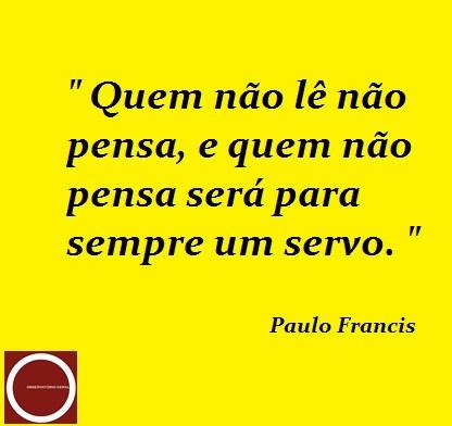 paulo francis