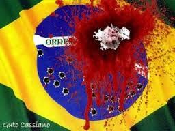 brasil sangrando